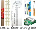 Essential Pattern Making Tools