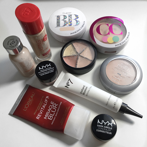 Makeup-Complexion-Vlogging-Challenge