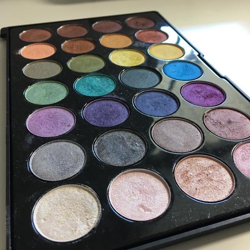 Depotting-Foil-Eye-Palette
